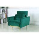 Крісло Detroit TD125 Green