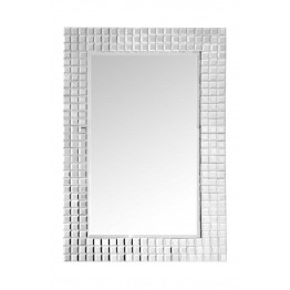 Настенное зеркало Dora SM1410 Silver