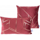 Набір подушок Prisma 125 Red/Gold