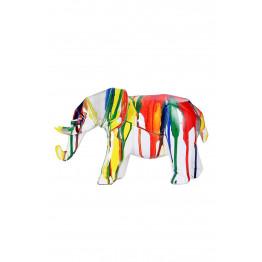 Скульптура Elephant K110 Multi