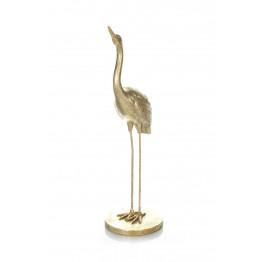 Скульптура Heron KM110 Gold