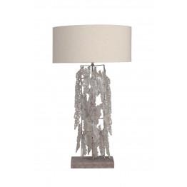 Настільна лампа Ice L Silver