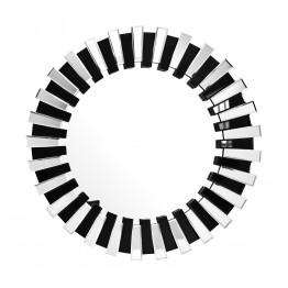 Настінне дзеркало Mandos SM910 Silver/Black