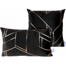Набір подушок Prisma 125 Black/Gold