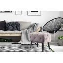 Табурет Comfort T125 Grey / Black