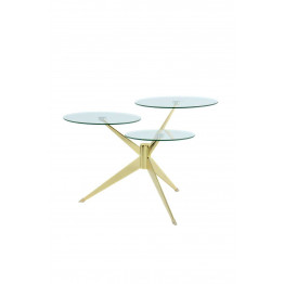 Стол Triplex SM110 Gold