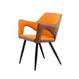 Стул Slem TM110/2 Orange