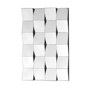 Настенное зеркало Ostin SM1310 Silver