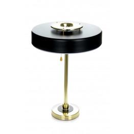 Настільна лампа Fobos KM Black / Gold