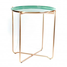 Стіл Elsa M310 Green/Copper