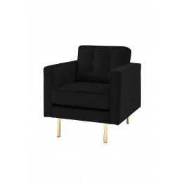 Кресло Renton TD125 Black