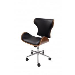 Офісний стілець Graf MD160 Black