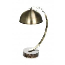 Настільна лампа Proxi KM Brass / Marble