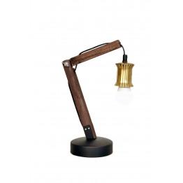 Настільна лампа Monga MD VII Brass
