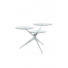 Стол Triplex SM110 Silver