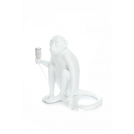 Настільна лампа Monkey K110 White