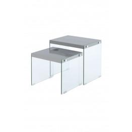 Набір столів Twins T125 / 2 Grey