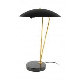 Настільна лампа Kaya M125 Black/Gold/Black