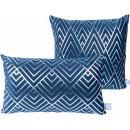 Набір подушок Prisma 225 Blue/Silver