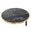 Стіл Otto SM210 Gold/Black