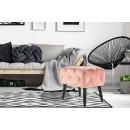 Табурет Comfort T125 Pink / Black