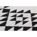 Пуф+подушка Max T150/2 Black/White