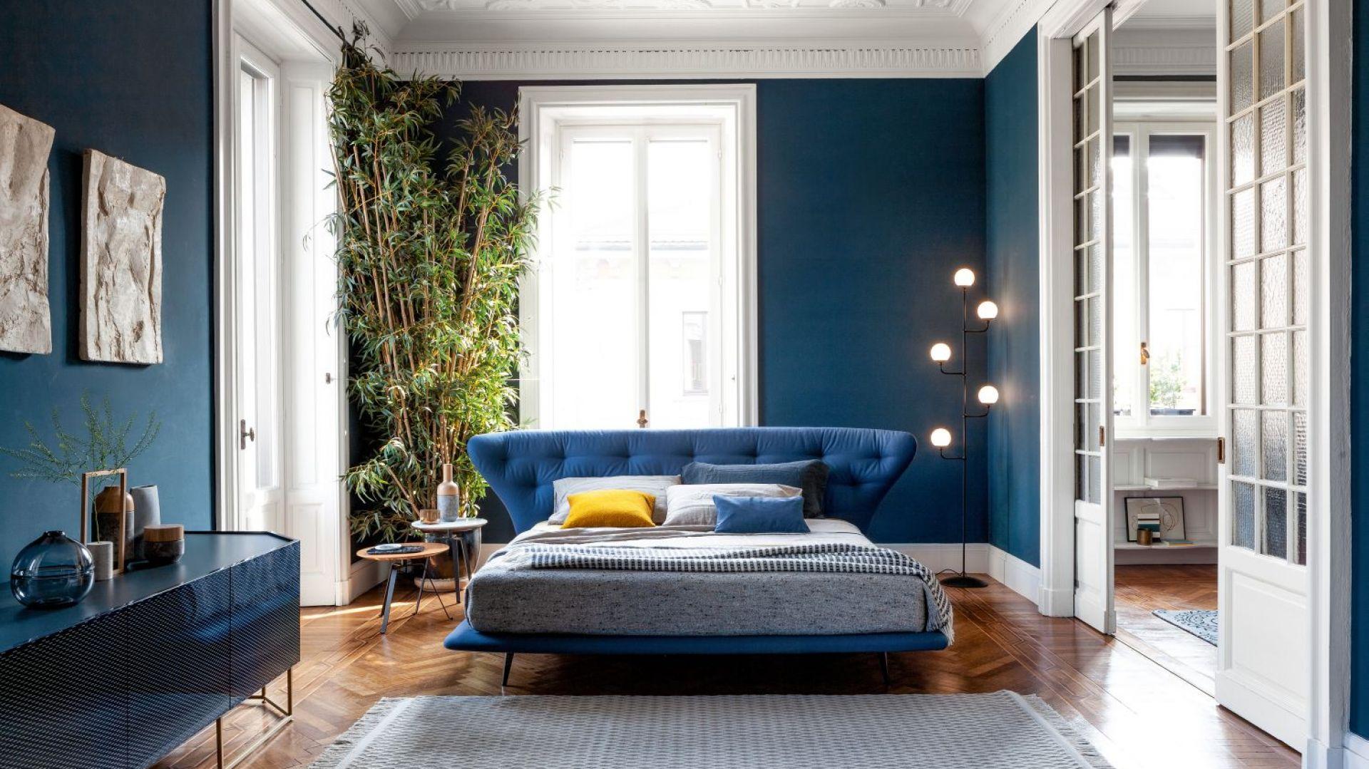 синя вітальня