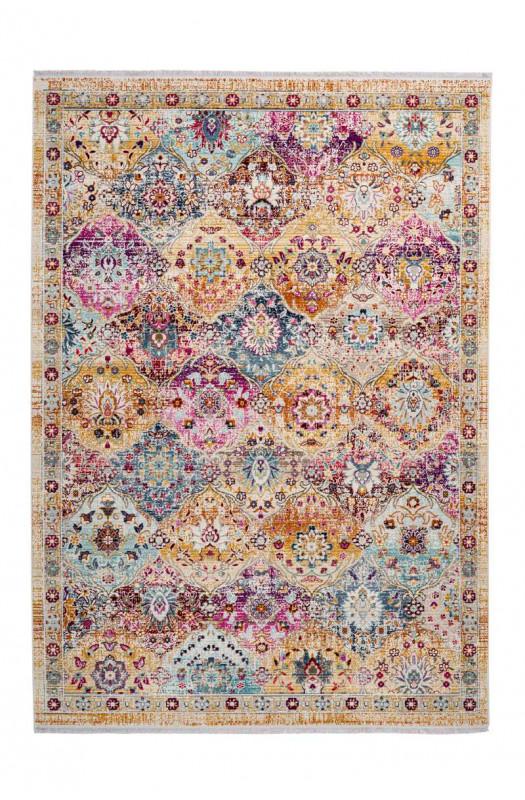 Модні дизайнерські килими з яскравим принтом