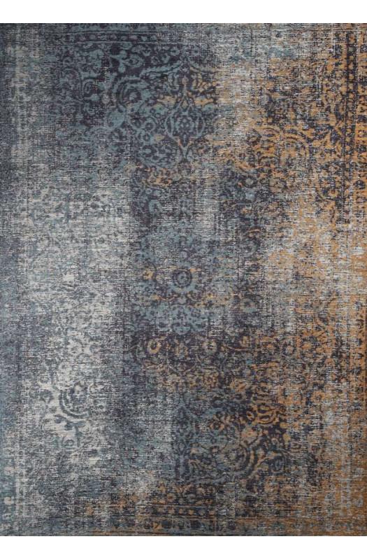 Модні килими в синіх відтінках