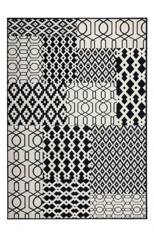 Модні килими з геометричним малюнком
