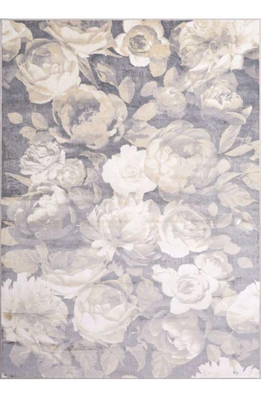 Модні килими з квітковим принтом