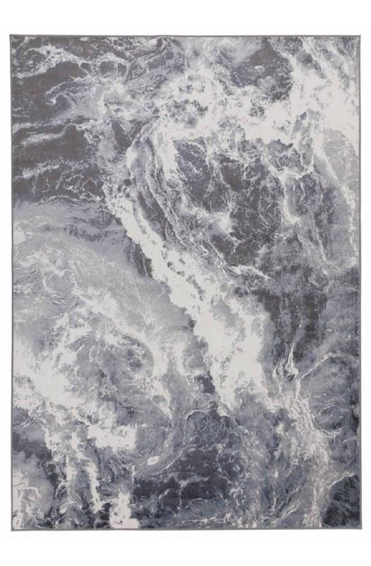 Модні килими в сірих відтінках