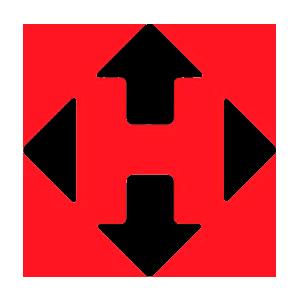Подвесной светильник Losa M Black черного цвета